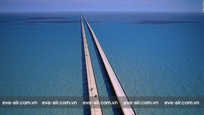 Cầu Lake Pontchartrain Causeway Bridge